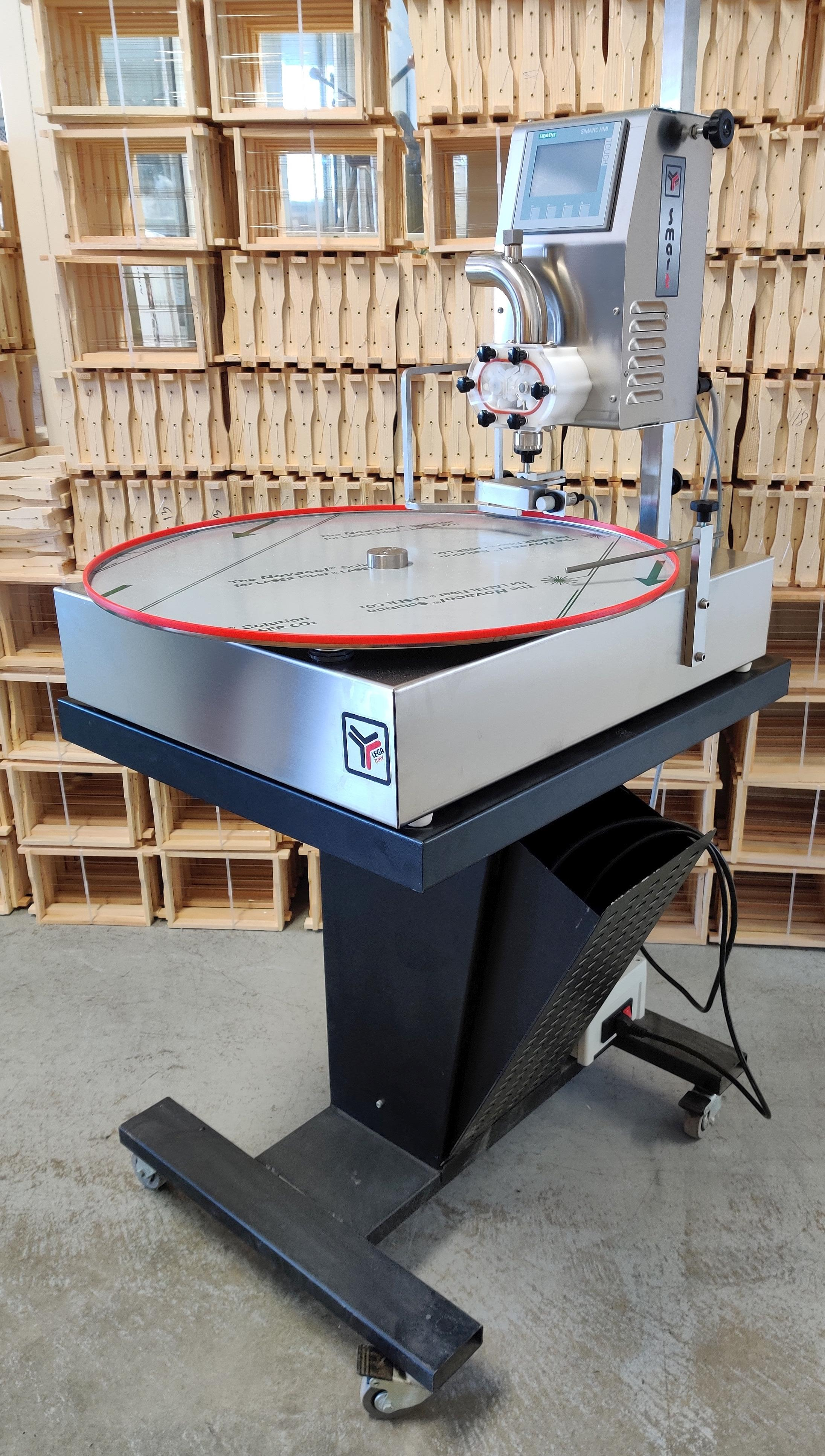 00MA32 TABLE TOURNANTE AVEC POMPE SMART AUTOMATIQUE
