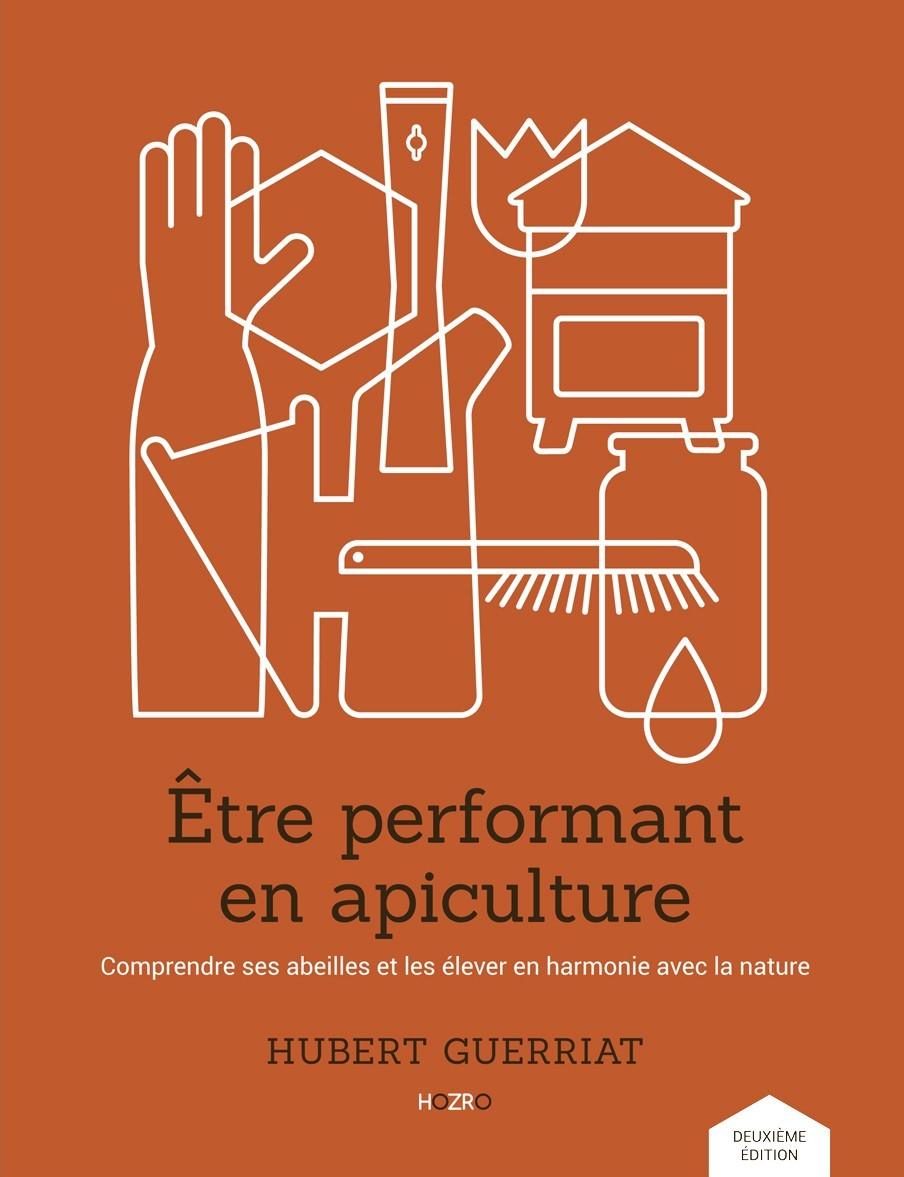 00RE03 Etre performant en apiculture H. GUERRIAT (livre)