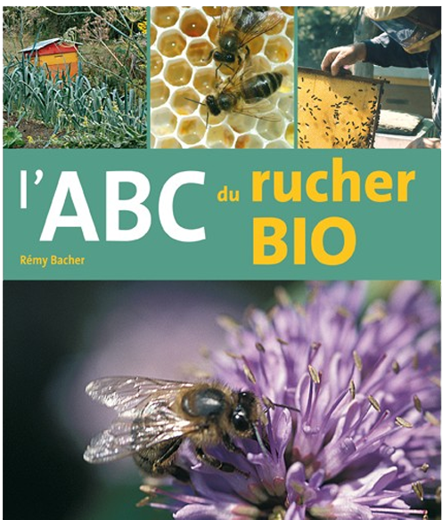 00RE05 ABC du rucher Bio (livre)