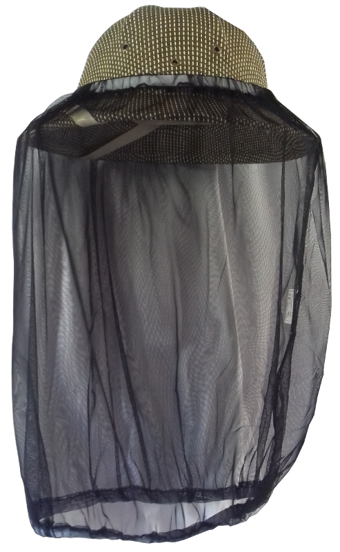 04VE21 Voile de protection cagoule SANS manchette type sherriff QUALITE