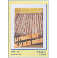 05BT15 La production de la gelée royale (DVD)