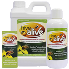 20RE33 Hive Alive 100ml pour 10 ruches
